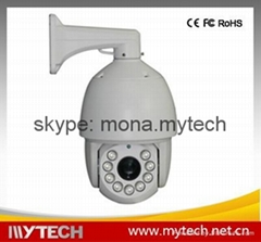 720P HD CVI Speed dome Camera with 20X Optical zoom