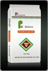 PK BALANCE  FERTILIZER 0-46-46