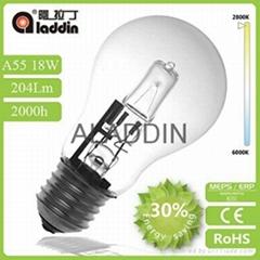 factory direct supply   energy saving halogen bulb