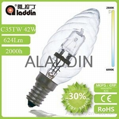 china factory supply energy saving halogen bulb