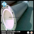 92% 95% 耐磨陶瓷氧化鋁錐管 2
