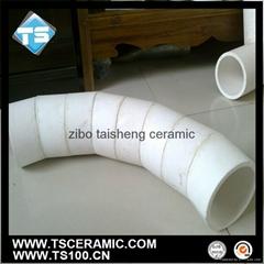 氧化铝陶瓷弯管
