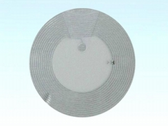 125kHz Paper Labels, EM4102 Adhesive Stickers Made With Cooper Coil Antenna