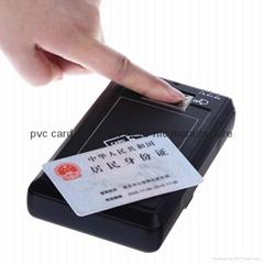 RFID Smart Card Reader with Fingerprint Reader