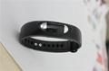 silicone fitness smart sport bracelet watch BL05