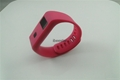 waterproof wireless bluetooth wristband with mobile APP  14