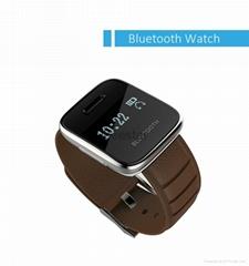 Mobile Phone Bluetooth Bracelet thin sport mobile watch