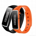 Smart Bracelet Pedometer Buletooth 4.0