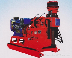 Geophysical Exploration Equipment XY-2PC Core Drilling Rig