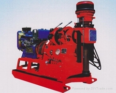 Small Body Hole Drilling Rig XY-2PC