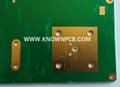 6层ROGERS树脂塞孔板