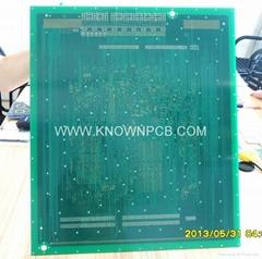 4層綠油厚板
