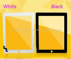 Touch Screen Glass Digitizer for Apple ipad 2/3 Replacement