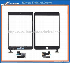 High quality and best price for ipad mini 1 digitizer with IC,original and OEM