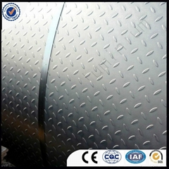 Aluminium stucco embossed Coil