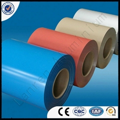 Color Coated Aluminium Coil