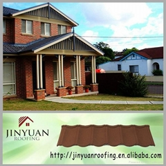 Classical type metal roof tile
