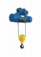 MD型钢丝绳电动葫芦