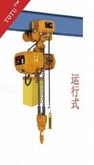 雙速運行式環鏈電動葫蘆