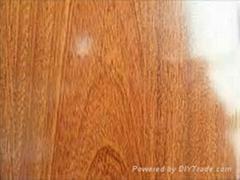 High Glossy laminate flooring