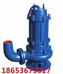 QW潜水排污泵厂家包邮