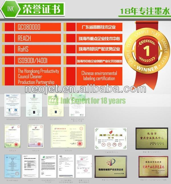 uv固化墨水適用硬性軟性材質 4