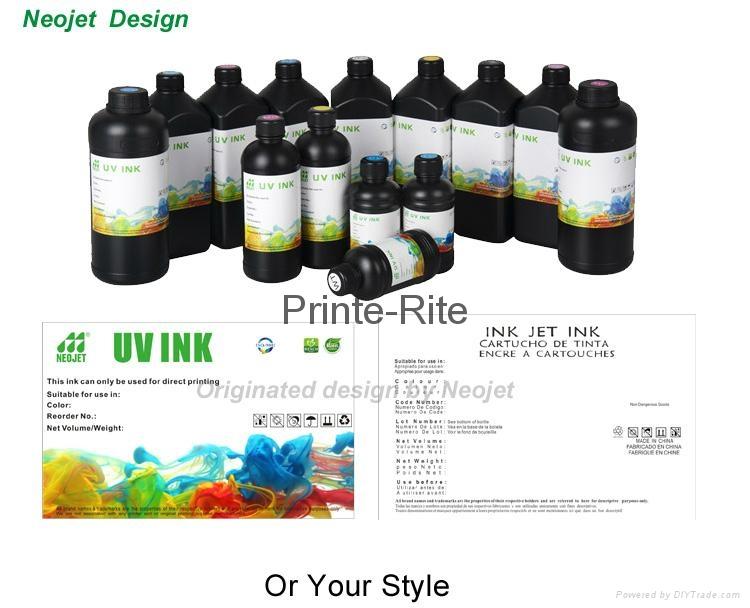 uv固化墨水適用硬性軟性材質 3