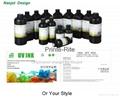 万能uv固化墨水适用硬性软性材质 3