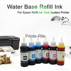 兼容爱普生佳能等桌面打印机连供墨盒填充墨水