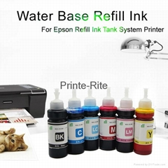 Compatible catridge CISS refill dye ink for epson canon brother desktop printer