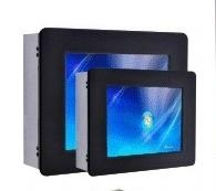 8.4 inch high brightness industrial panel pc 800cd/m2