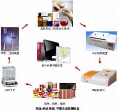 壁纸甲醛检测设备