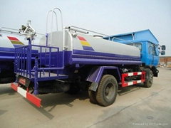 Dongfeng 10 Tons water tranker truck 4*2 Water Tanker Truck For Sale