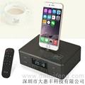 iphone&Android alarm clock bluetoothspeaker 3