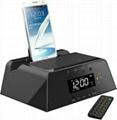 Mobile phone dock bluetooth speaker 2