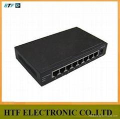 OEM/ODM unmanaged 8p 10/100/1000M full duplex Gigabit cisco Switch