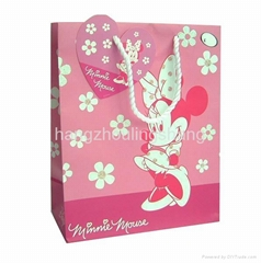 2014 hot sale birthday gift paper bags