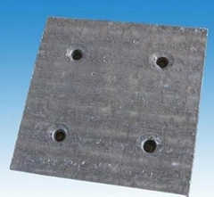 工程机械用高强耐磨板NM400