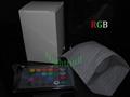 110V E27 RGB 3W 16 Color Change Lamp LED Light Bulb+24 Key IR Remote Controller 4