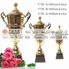 supply Guangzhou metal trophy