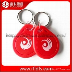 waterproof RFID Key tag TK4100
