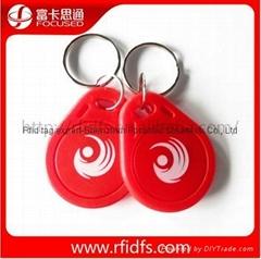 waterproof RFID Key tag TK4100