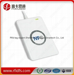 2014 fashionable RFID reader and NFC reader