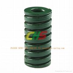 ISO10243標準歐標中高端綠色輕載荷彈簧CIL