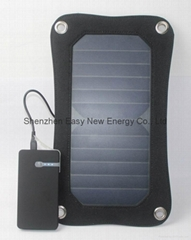 6.5W solar charger bag