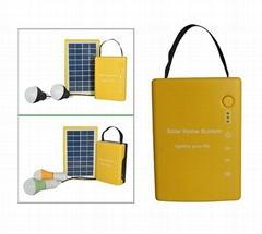 3W Solar home system