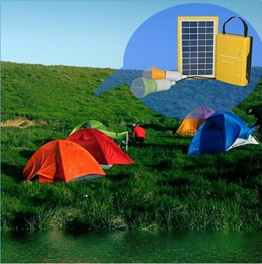 3W便携式太阳能发电系统 4