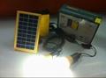 3W便携式太阳能发电系统 5