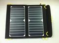 13W高效太阳能折叠充电包