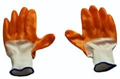 latex coated safety working gloves 1
